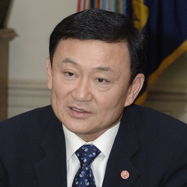IP Forum - Dr. Thaksin Shinawatra